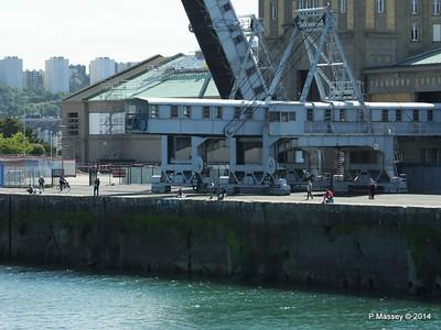 Fishing along quay Cherbourg Cruise Terminal PDM 14-07-2014 15-59-51