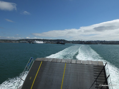 Departing Cherbourg aboard NORMANDIE EXPRESS PDM 14-07-2014 16-02-46