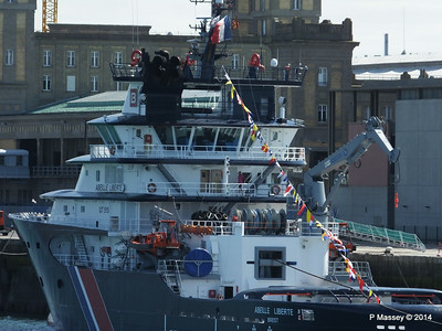 ABEILLE LIBERTE Emergency Tow Vessel Cherbourg PDM 14-07-2014 16-00-56