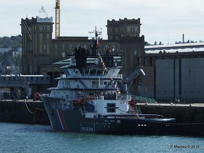 ABEILLE LIBERTE Emergency Tow Vessel Cherbourg PDM 14-07-2014 16-01-09