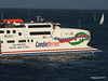 CONDOR RAPIDE Departing St Malo PDM 11-08-2014 07-00-36