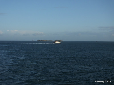 CONDOR RAPIDE Departing St Malo PDM 11-08-2014 07-02-21