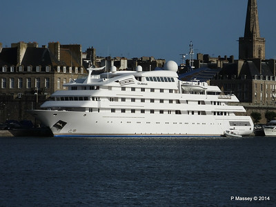St Malo 11 August 2014