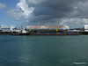 EN AVANT 20 Sarens Barge with 3 Bullet Tanks Cherbourg PDM 11-08-2014 14-27-16