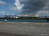 EN AVANT 20 Sarens Barge with 3 Bullet Tanks Cherbourg PDM 11-08-2014 14-26-40