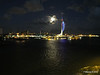 Portsmouth with Spinnaker Tower at Night from BRETAGNE PDM 10-08-2014 21-34-056