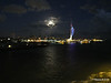 Portsmouth with Spinnaker Tower at Night from BRETAGNE PDM 10-08-2014 21-34-29