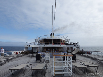 mv FUNCHAL on Deck Apr 2014