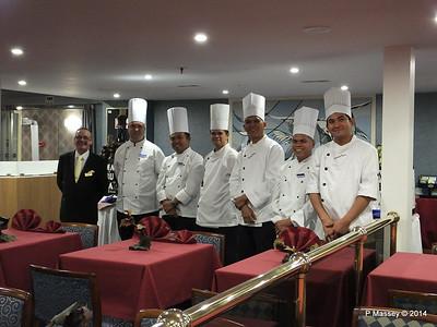 Maitre D' & Chefs Buffet Magnifique mv FUNCHAL PDM 28-04-2014 23-09-56