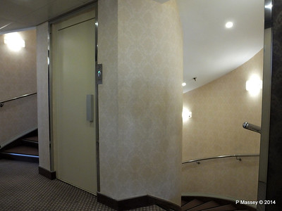 mv FUNCHAL Promenade Deck Fwd Stairwell PDM 28-04-2014 08-49-10