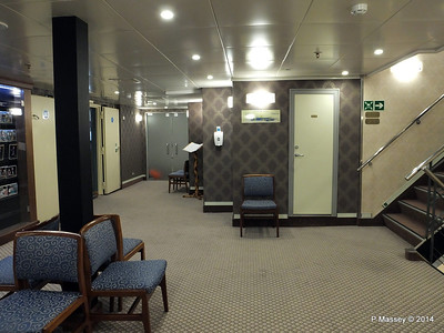 mv FUNCHAL Stair Lobby aft Azores Deck with Photo Gallery PDM 29-04-2014 18-18-21