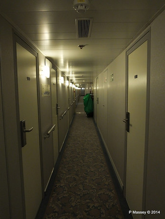 mv FUNCHAL Algarve Deck Stb Looking Aft Hallway PDM 29-04-2014 18-22-40