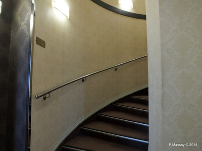 mv FUNCHAL Promenade Deck Fwd Stairwell PDM 28-04-2014 08-49-25