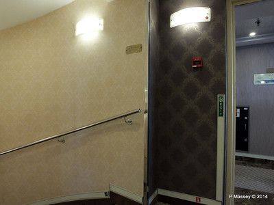 mv FUNCHAL Promenade Deck Fwd Stairwell PDM 28-04-2014 08-49-31