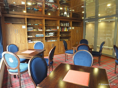 mv FUNCHAL Library Card Room Promenade Deck port PDM 24-04-2014 16-46-27