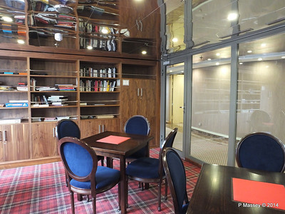 mv FUNCHAL Library Card Room Promenade Deck port PDM 24-04-2014 16-46-15