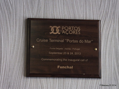 mv FUNCHAL Inaugural Call Plaques PDM 24-04-2014 16-43-27