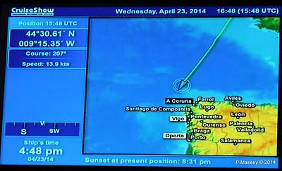 mv FUNCHAL Cabin Voyage Info Sunset PDM 23-04-2014 16-50-17