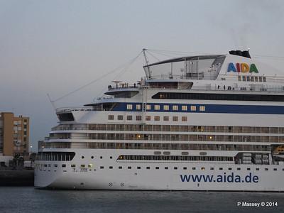 AIDABLU Arriving at Cadiz PDM 26-04-2014 06-36-01