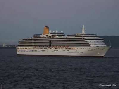 ARCADIA Approaching Gibraltar PDM 27-04-2014 06-28-21