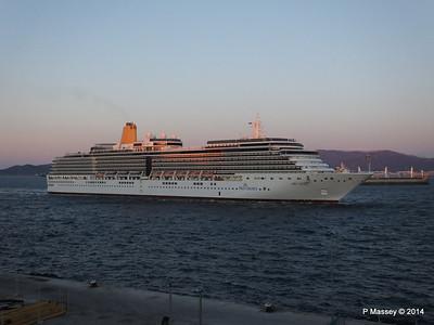 ARCADIA Arriving Gibraltar PDM 27-04-2014 06-37-29