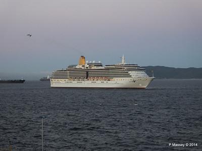 ARCADIA Approaching Gibraltar PDM 27-04-2014 06-28-51