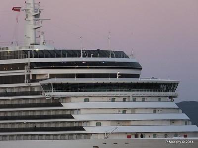 ARCADIA Approaching Gibraltar PDM 27-04-2014 06-34-38
