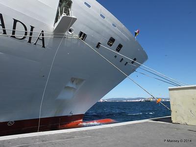 ARCADIA Bow Gibraltar PDM 27-04-2014 10-24-26