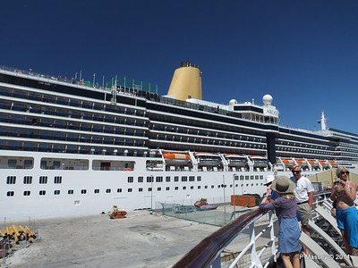 ARCADIA from FUNCHAL Gibraltar PDM 27-04-2014 11-38-05