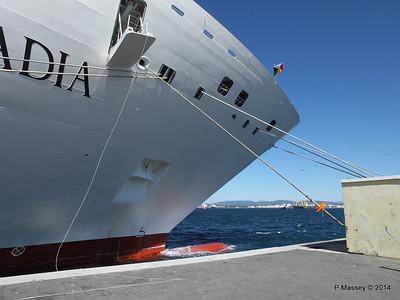 ARCADIA Bow Gibraltar PDM 27-04-2014 10-24-23