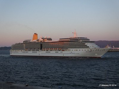 ARCADIA Approaching Gibraltar PDM 27-04-2014 06-37-21
