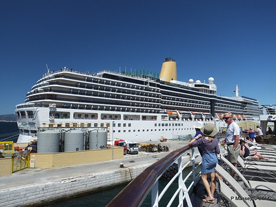 ARCADIA from FUNCHAL Gibraltar PDM 27-04-2014 11-39-13