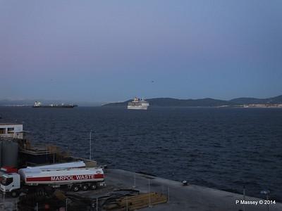 ARCADIA Approaching Gibraltar PDM 27-04-2014 06-22-45
