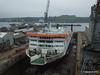 EUROPEAN ENDEAVOUR Falmouth Dry Dock PDM 22-04-2014 07-21-11
