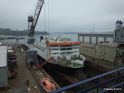 EUROPEAN ENDEAVOUR Dry Dock Falmouth PDM 22-04-2014 08-21-56