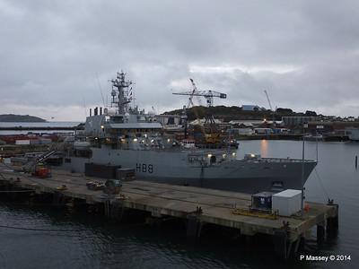 HMS ENTERPRISE Falmouth PDM 01-05-2014 06-26-10