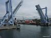 RIZA SONAY having passed under Leixoes Bascule Bridge PDM 29-04-2014 13-40-50