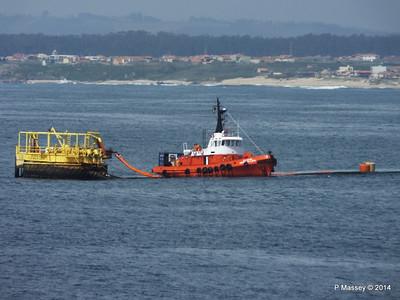 MONTE DA LAPA Deep Water Crude Oil Unloading Monobouy Leca PDM 29-04-2014 15-03-32