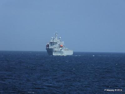 RFA ARGUS passing English Channel PDM 22-04-2014 14-10-30