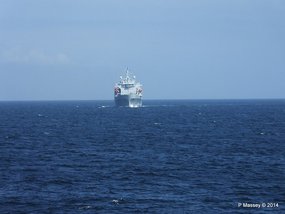 RFA ARGUS passing English Channel PDM 22-04-2014 14-11-24