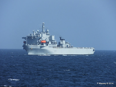 RFA ARGUS passing English Channel PDM 22-04-2014 14-09-38