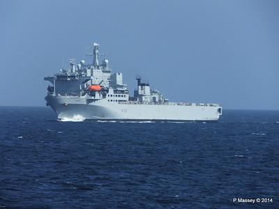 RFA ARGUS passing English Channel PDM 22-04-2014 14-09-36
