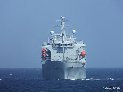 RFA ARGUS passing English Channel PDM 22-04-2014 14-11-11