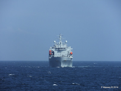 RFA ARGUS passing English Channel PDM 22-04-2014 14-11-18