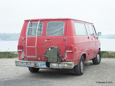 Van from Alaska Pendennis Head Car Park PDM 22-04-2014 07-42-52