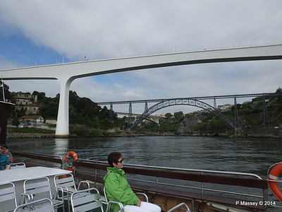 Porto - 6 Bridges Rio Douro Cruise 29 Apr 2014