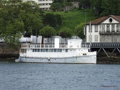 GANDUFE Bar Nightclub ex barge 1947 Porto PDM  29-04-2014 11-10-24