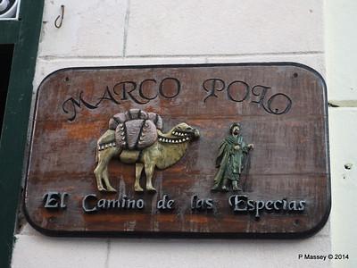 Marco Polo Calle Mercaderes Havana 03-02-2014 09-32-014