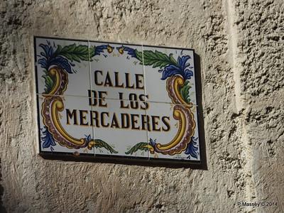 Calle de los Mercaderes Havana 03-02-2014 09-28-38