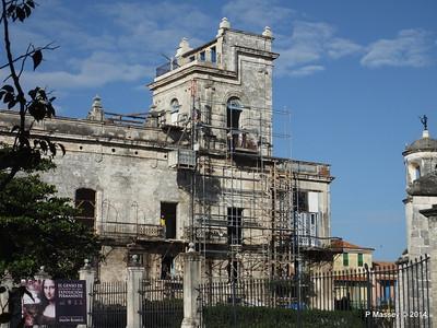 Palacio del Segundo Cabo under renovation 03-02-2014 09-06-19